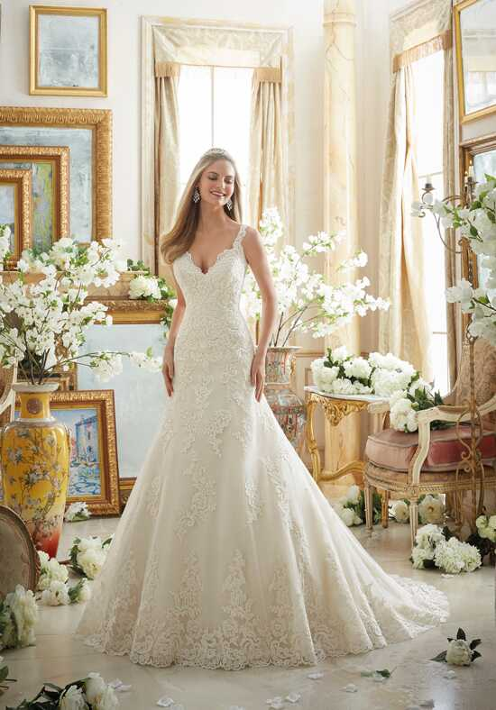 Morilee by Madeline Gardner 2890 A-Line Wedding Dress