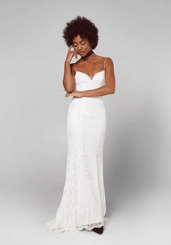 Fame and Partners Bridal Collection Sirene Sheath Wedding Dress