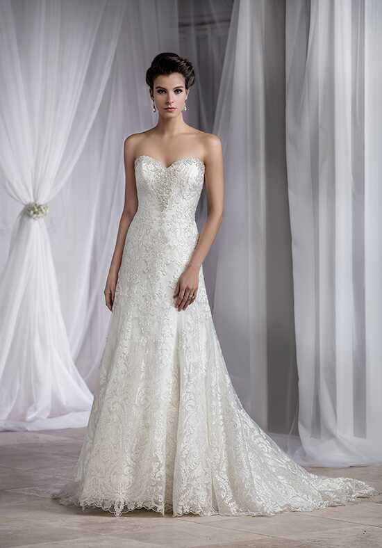 Jasmine Couture T182059 A-Line Wedding Dress