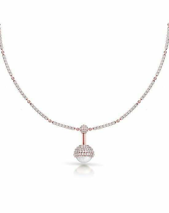 Danhov Fine Jewelry Trenta-TRP100 Wedding Necklace photo