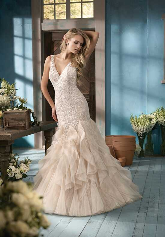 Jasmine Collection F191059 Mermaid Wedding Dress