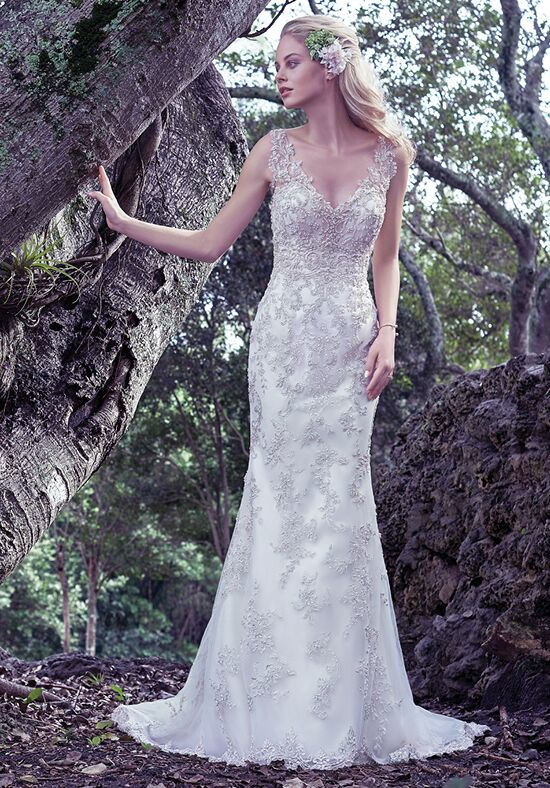 Maggie Sottero Greer Sheath Wedding Dress