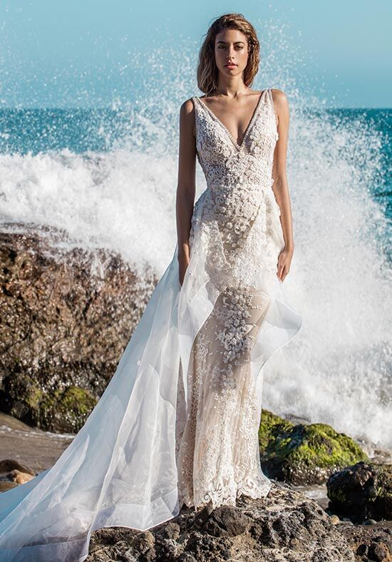 Calla Blanche 17103(AS) Reina Mermaid Wedding Dress