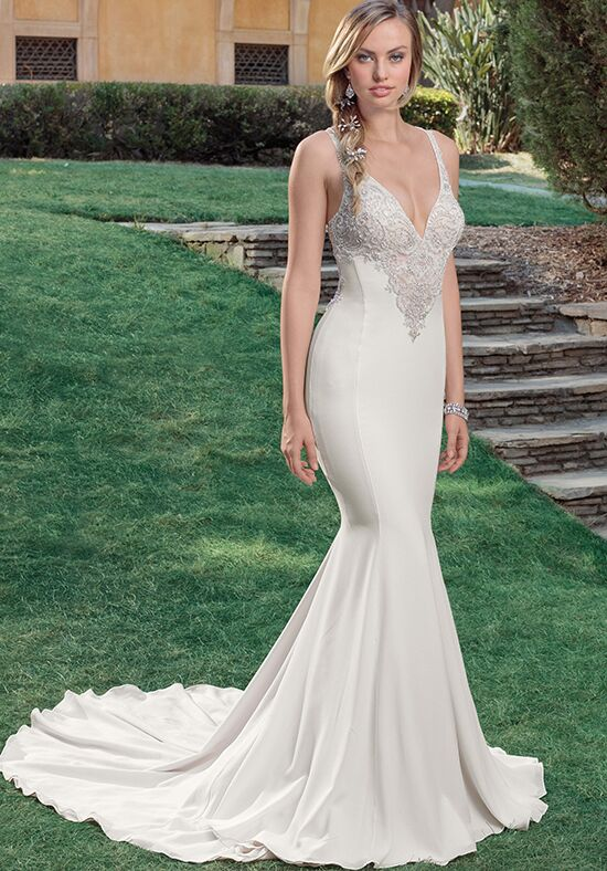 Casablanca Bridal 2318 Lana Mermaid Wedding Dress