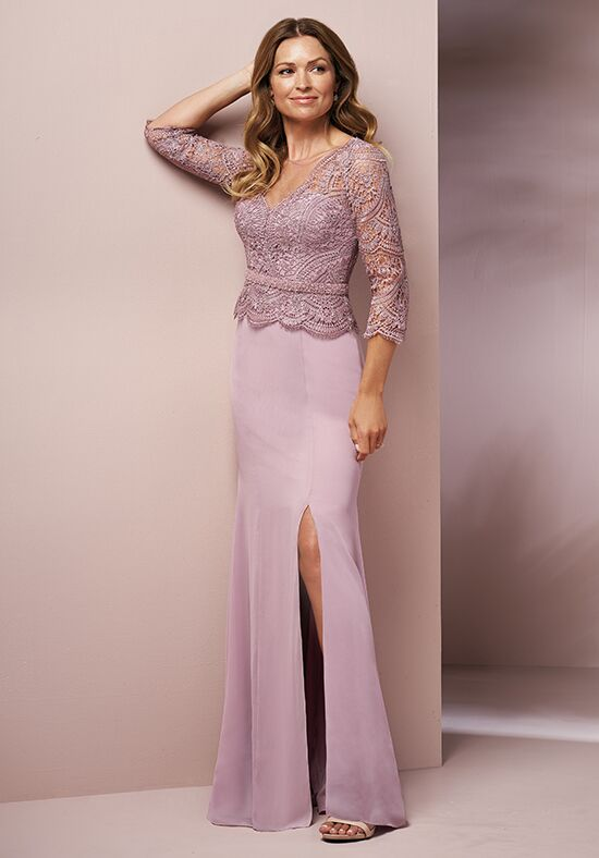 Jade J205011 Pink Mother Of The Bride Dress