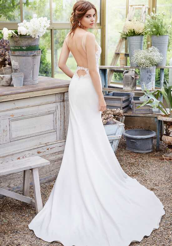 Tara Keely 2651 Sheath Wedding Dress