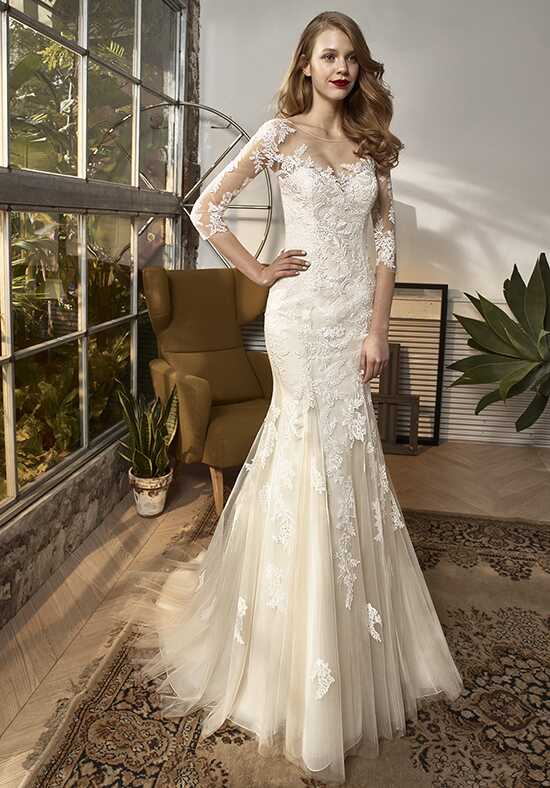 Beautiful BT18-13 Mermaid Wedding Dress