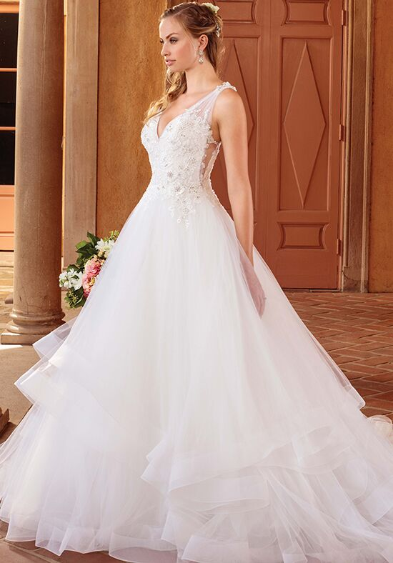 Casablanca Bridal 2314 Birdie A-Line Wedding Dress