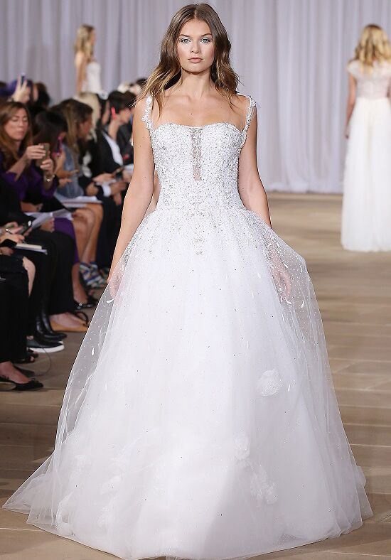 Ines Di Santo Aglow Ball Gown Wedding Dress