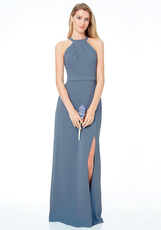 Bill Levkoff 1515 Halter Bridesmaid Dress