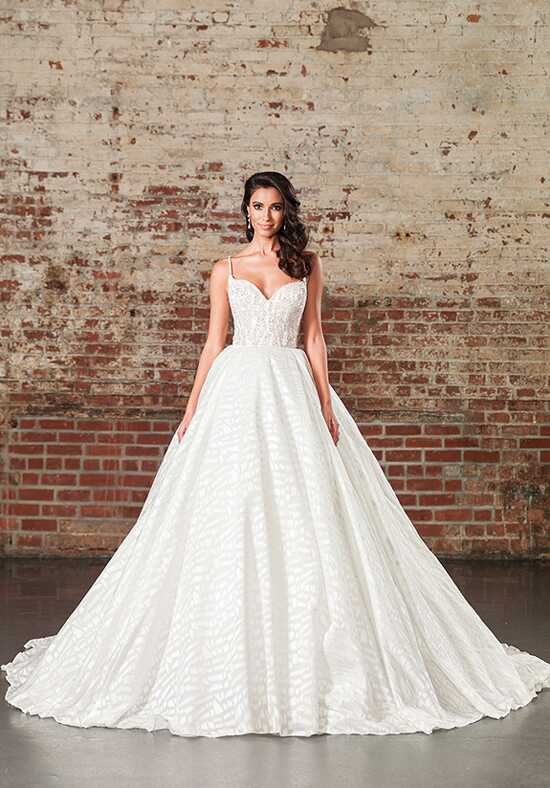 Justin Alexander Signature 9864 Ball Gown Wedding Dress