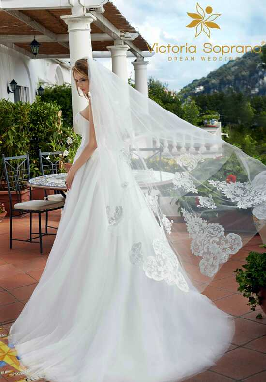 Capri Viva A-Line Wedding Dress