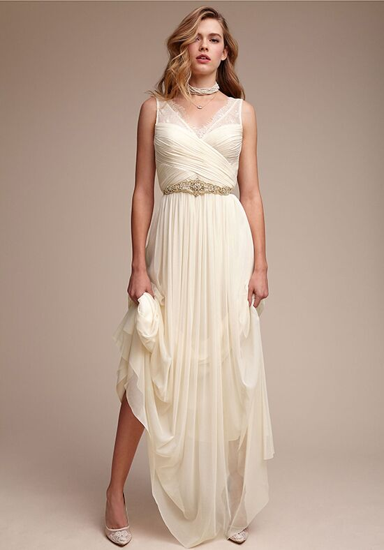 BHLDN (Bridesmaids) Fleur Sweetheart Bridesmaid Dress