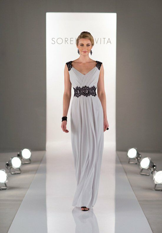 Sorella Vita 8324 V-Neck Bridesmaid Dress