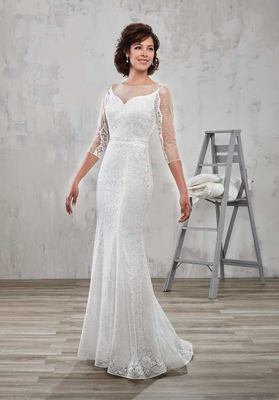 1 Wedding by Mary's Bridal 2682 Mermaid Wedding Dress
