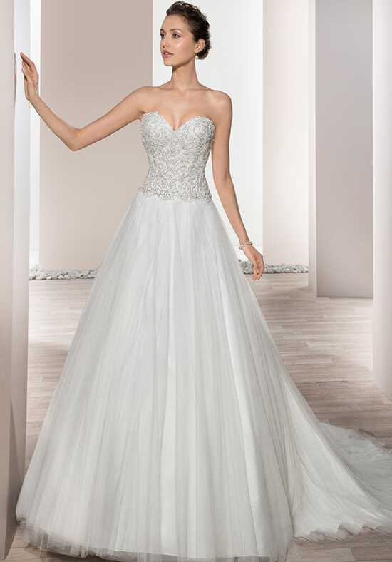 Demetrios 687 A-Line Wedding Dress