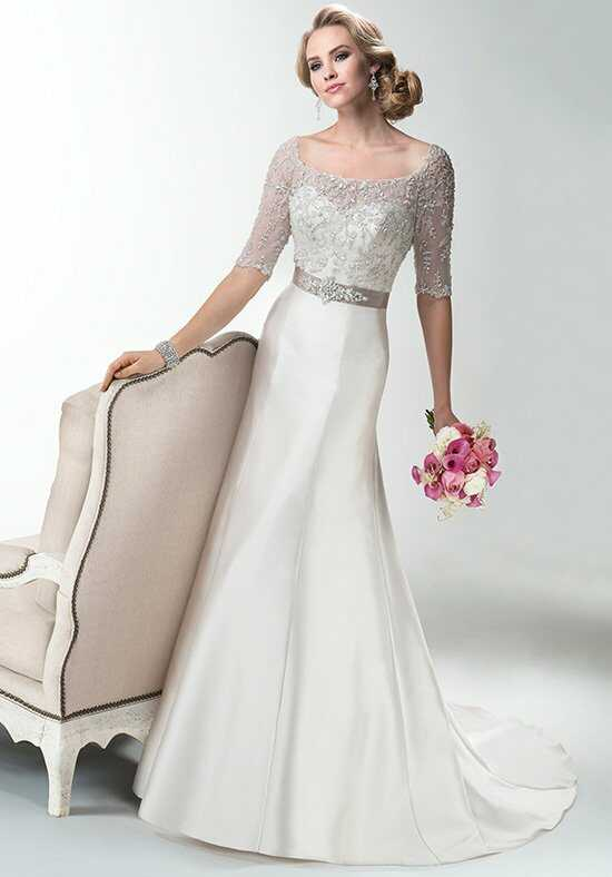 Maggie Sottero Yvette A-Line Wedding Dress