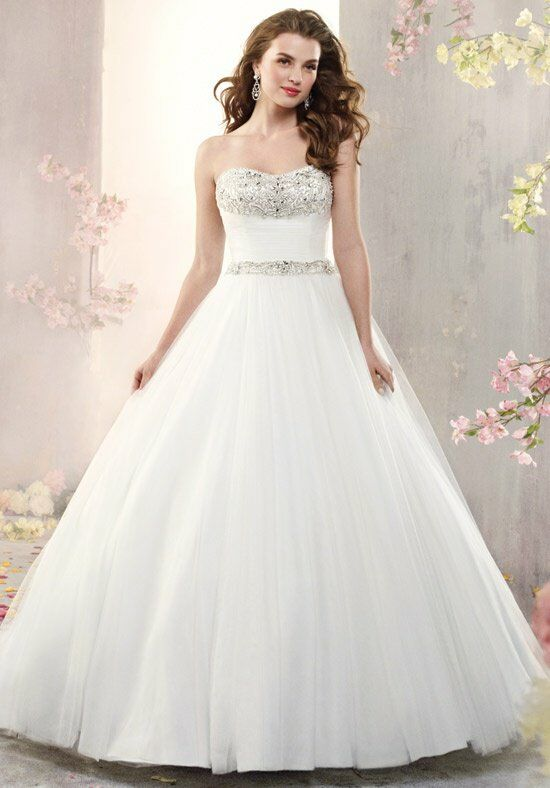 Alfred Angelo Signature Bridal Collection 2376 Ball Gown Wedding Dress