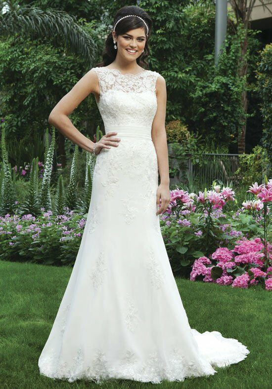 Sincerity Bridal 3730 Mermaid Wedding Dress
