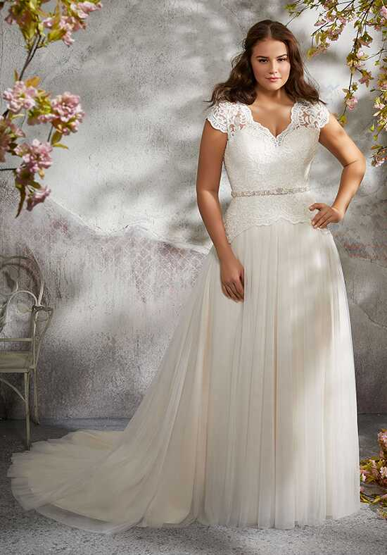 Morilee by Madeline Gardner/Julietta 3242 / Larita Ball Gown Wedding Dress