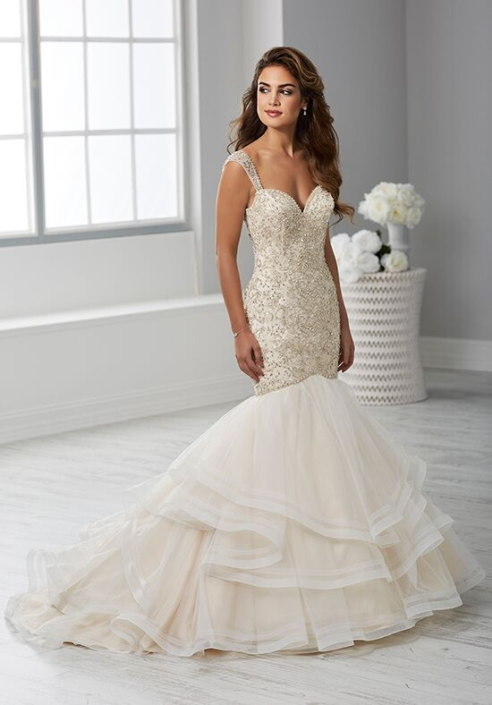 Christina Wu 15683 Mermaid Wedding Dress