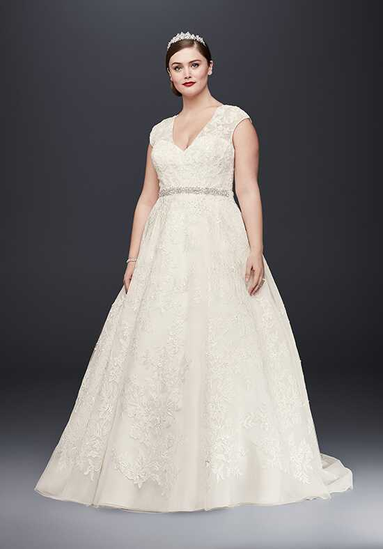 Oleg Cassini at David's Bridal Oleg Cassini Style 8CWG748 Wedding Dress