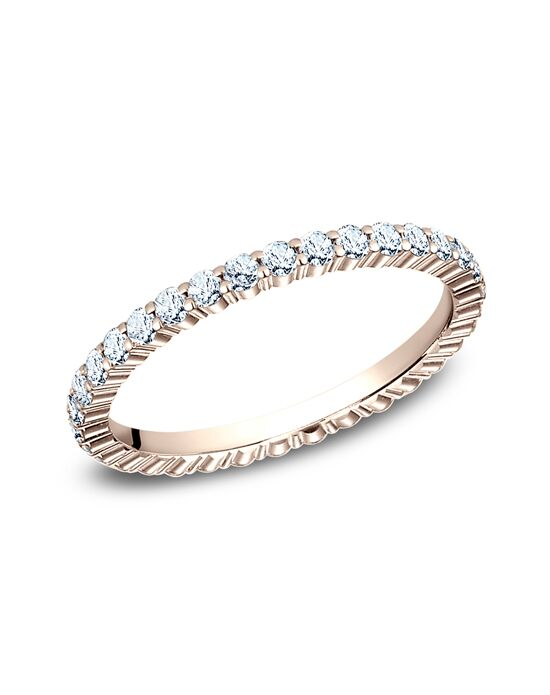 Benchmark 552623R Rose Gold Wedding Ring