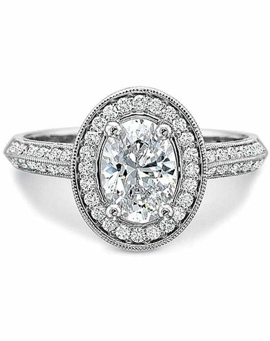 Since1910 Vintage Oval Cut Engagement Ring
