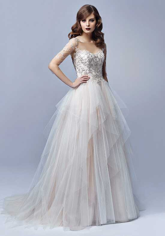 Beautiful BT17-6 A-Line Wedding Dress