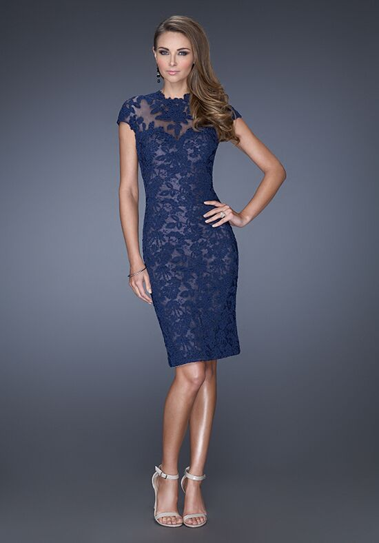 La Femme Evening 20466 Mother Of The Bride Dress