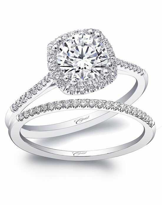 Coast Diamond Charisma Collection - LC5410 & WC5410 Engagement Ring photo