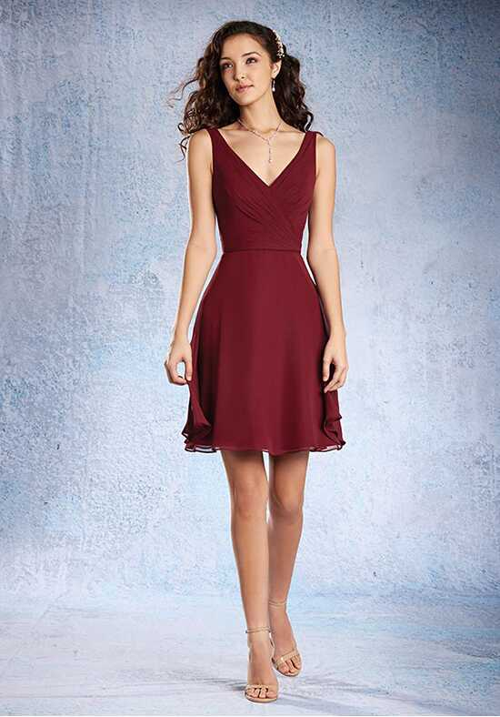 Alfred Angelo Signature Bridesmaids Collection 7359S V-Neck Bridesmaid Dress