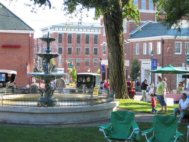 What Restaurants Are In Mount Vernon Ohio
