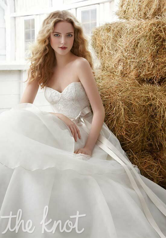 Blush by Hayley Paige 1204 Ball Gown Wedding Dress
