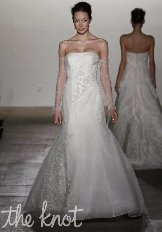 Rivini By Rita Vinieris Leighton Mermaid Wedding Dress