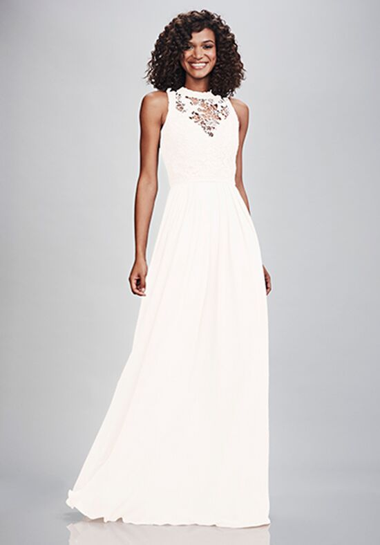 THEIA Bridesmaids Sadie Illusion Bridesmaid Dress