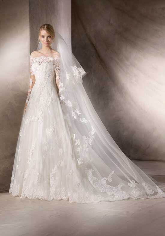 LA SPOSA HAFORD A-Line Wedding Dress