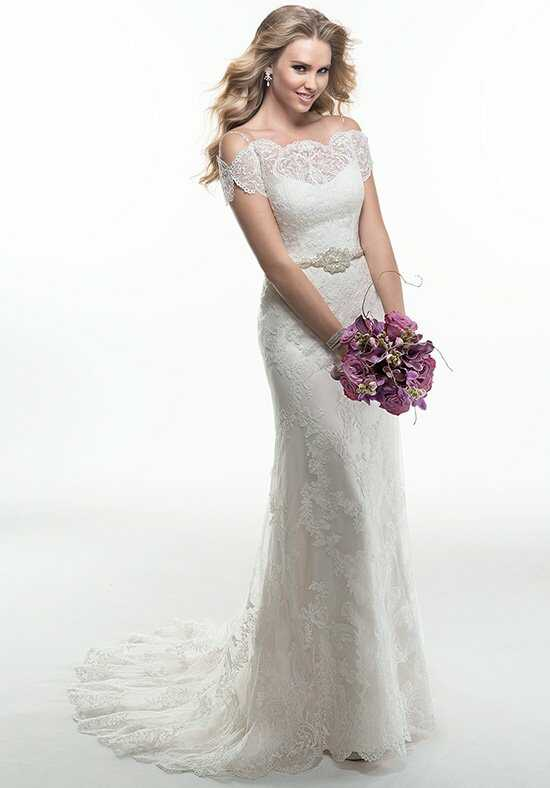 Maggie Sottero Louise A-Line Wedding Dress