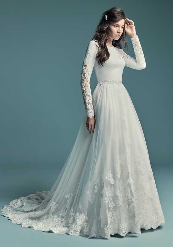 Scoop Wedding Dresses