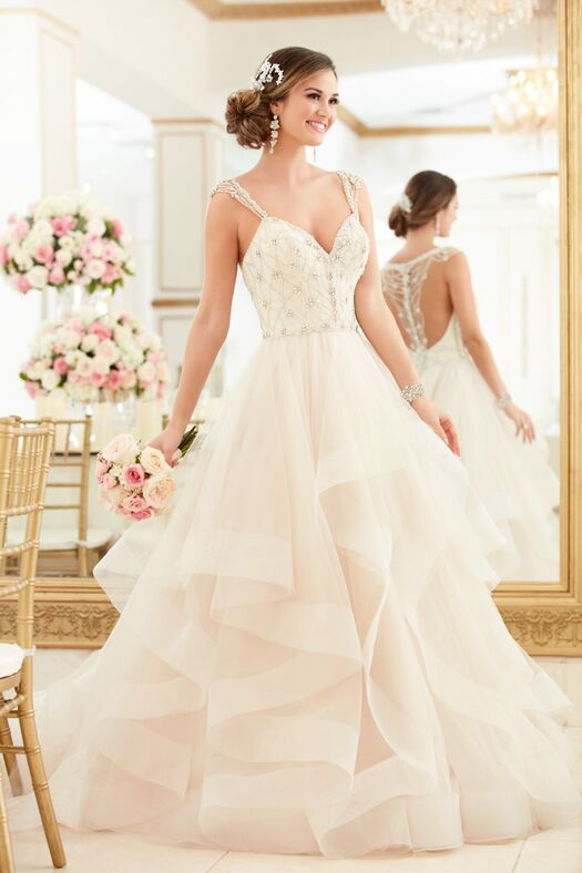 Stella York 6309 Wedding Dress - The Knot