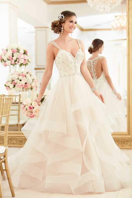 Stella York 6309 Ball Gown Wedding Dress