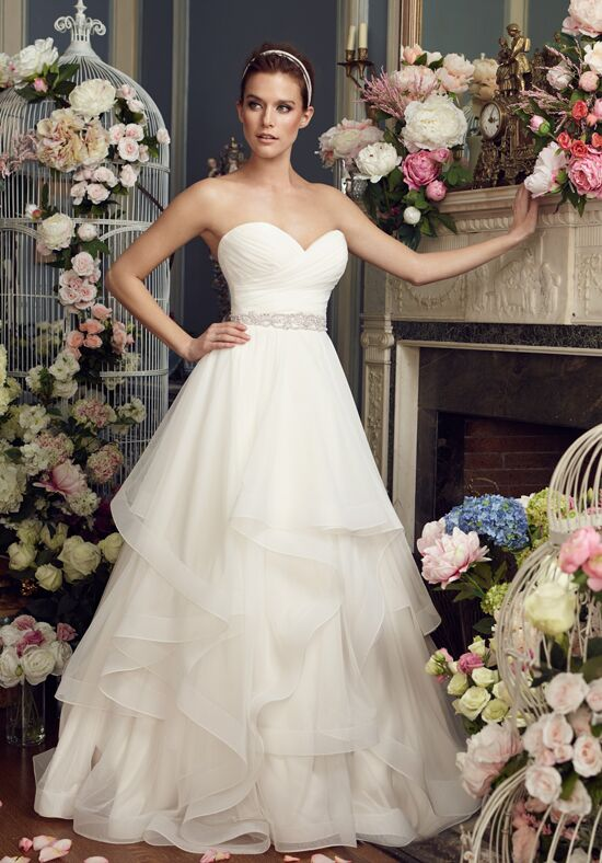 Mikaella 2164 Ball Gown Wedding Dress
