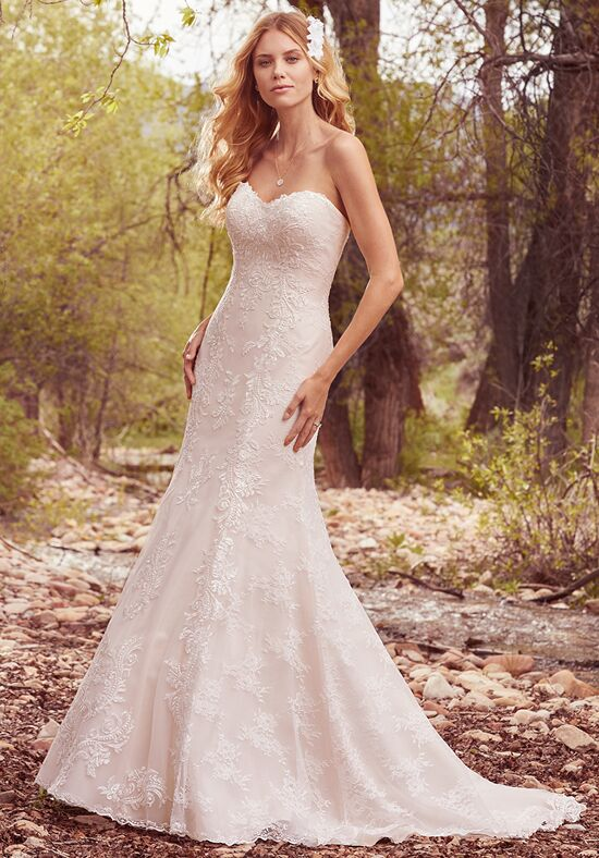 Maggie Sottero Vonae Wedding Dress