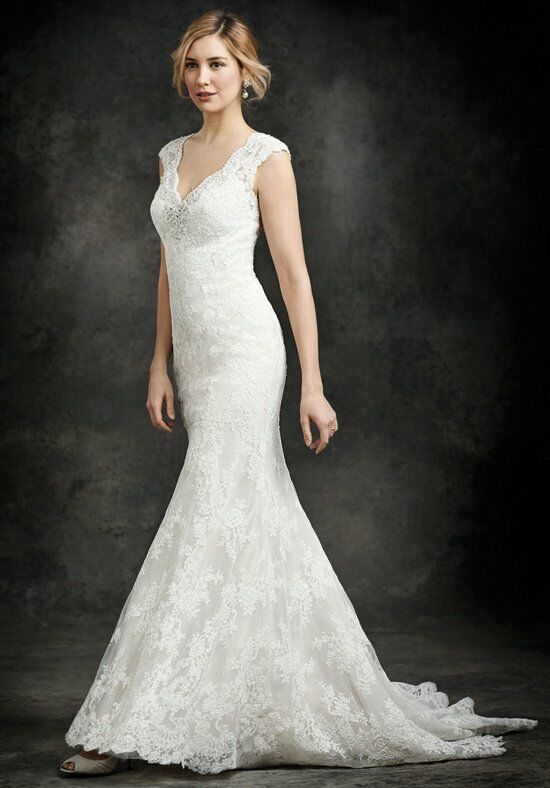 Ella Rosa BE228 Mermaid Wedding Dress