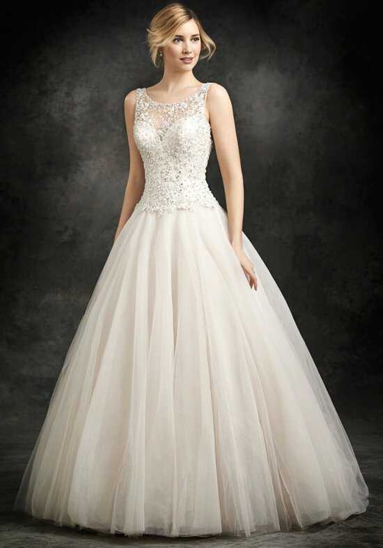 Ella Rosa BE240 Ball Gown Wedding Dress