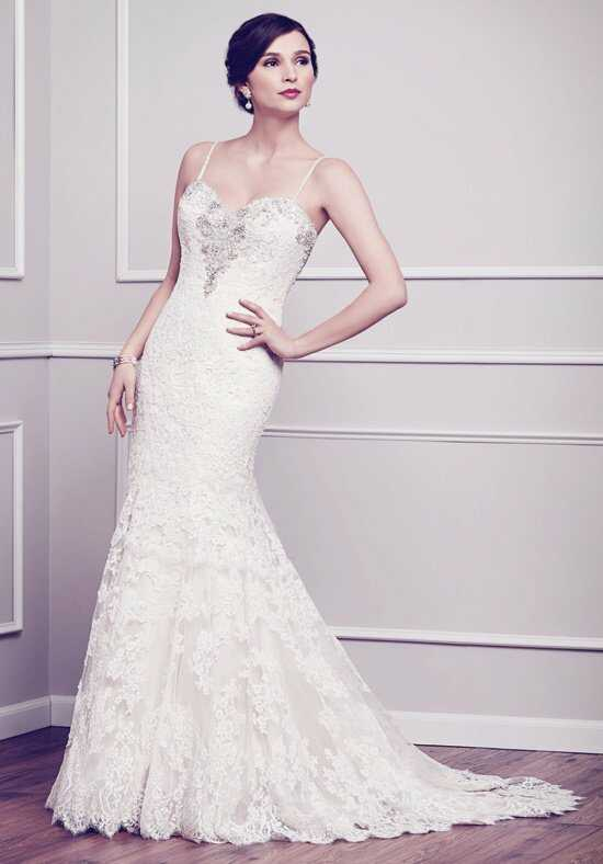 Kenneth Winston 1567 Mermaid Wedding Dress