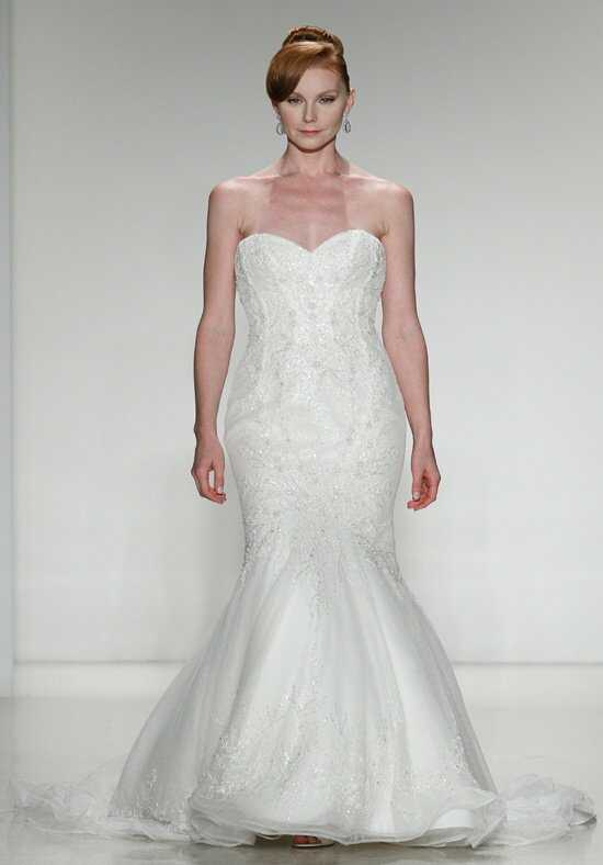 Matthew Christopher Brielle Wedding Dress