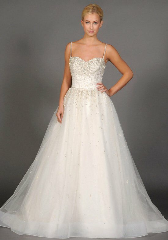 "Eugenia ""Vivian"" Style 3901 Ball Gown Wedding Dress"