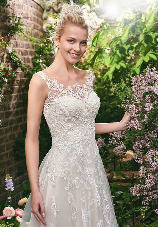 Rebecca Ingram Alexis A-Line Wedding Dress