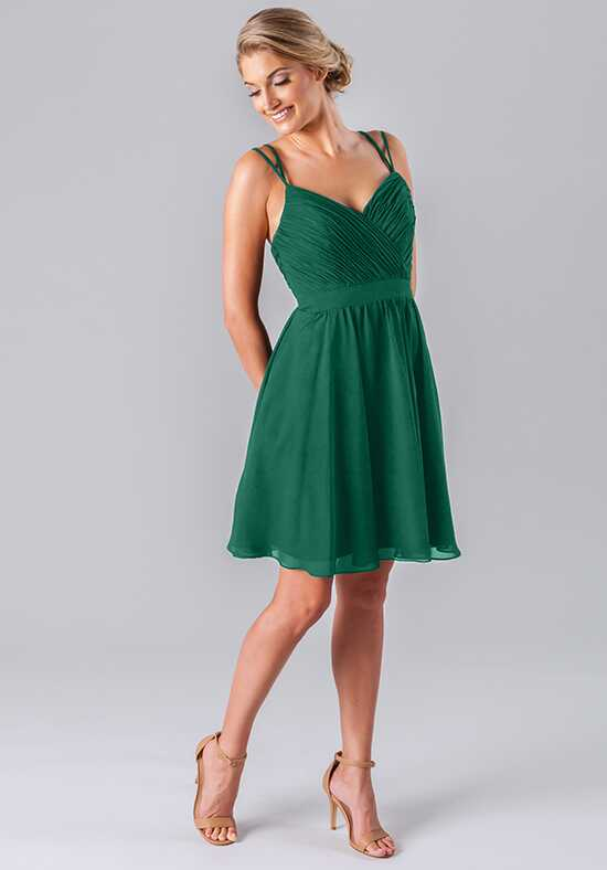 Kennedy Blue Luella V-Neck Bridesmaid Dress